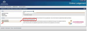IMMI澳洲移民局帳號個人申請表示意圖