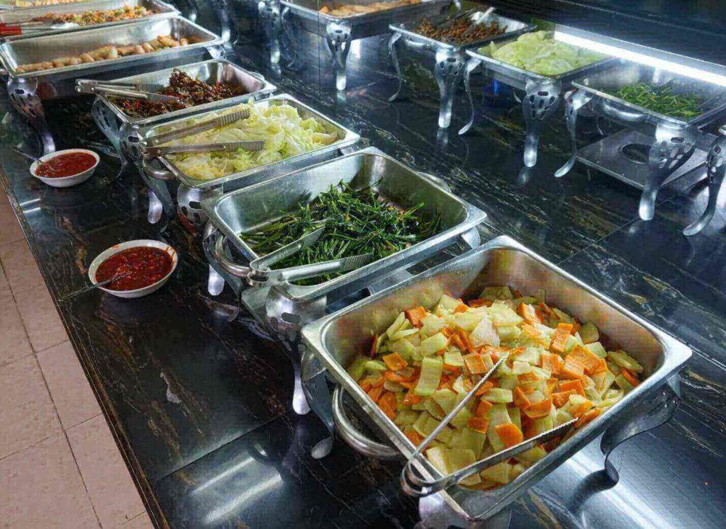 菲律賓語言學校飯菜