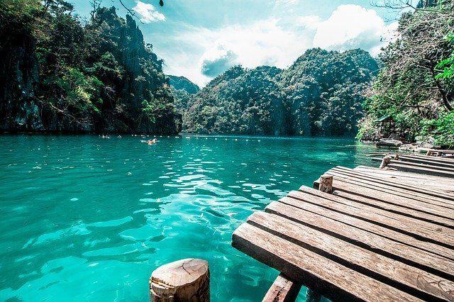 菲律賓風景圖