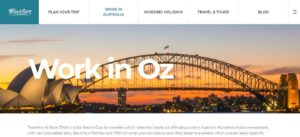 travellers網站,澳洲找工作網站