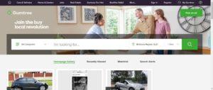 Gumtree網站,澳洲找工作網站