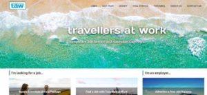 TAW 網站,澳洲找工作網站