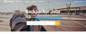 backpacker job board 網站,澳洲找工作網站